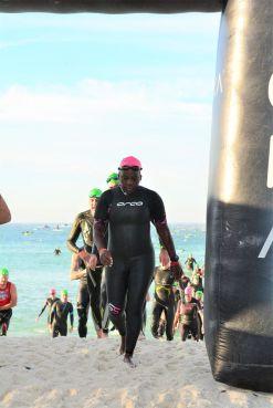Swim - 2.4-mile/3.86 km